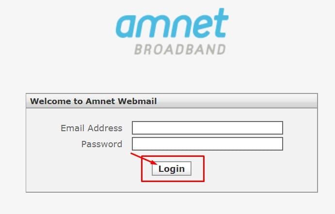 amnet webmail login