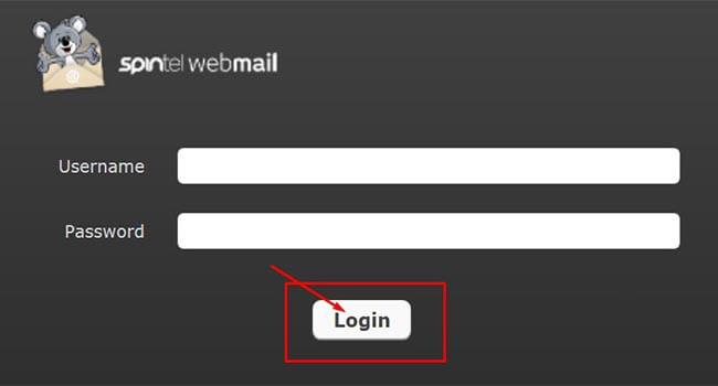 spintel webmail login