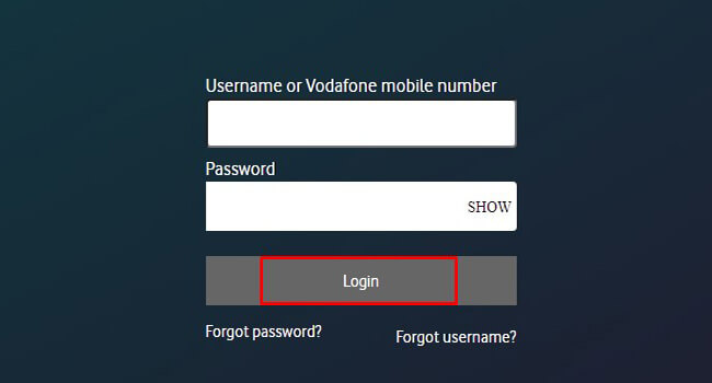 vodafone webmail login1